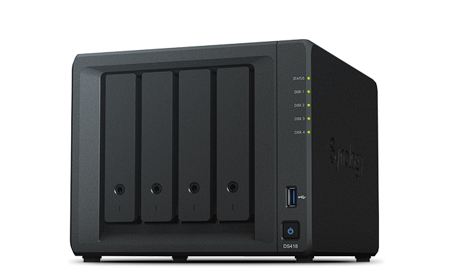 Synology ds418 NAS will meet all your NAS needs and only falls short at transcoding for a plex server. Need a NAS that does everything but highend transcoding this is the NAS for you!