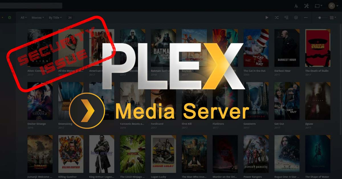 Plex media server security issue! Is your plex at risk?